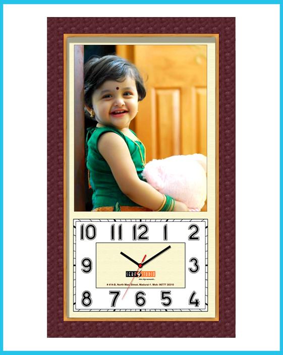 Readymade Frame Clock