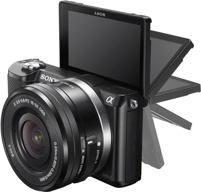 Sony ILCA-A5100
